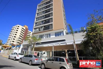 Apartamento Novo De 2 Dormitórios (sendo 1 Suíte), Smart Hoepcke Miguel H. Daux, Locação, Bairro Centro, Florianópolis, Sc - Ap00998