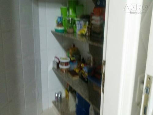 Casa Residencial À Venda, Vila Aviação, Bauru - Ca0415. - Ca0415