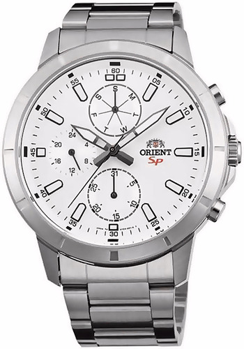 Reloj Orient Hombre Acero Fuy03002w0 Original