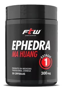 Ephedra - Efedrina Termogenico Estagio 1 - Ftw