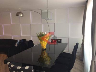Apartamento Com 3 Dormitórios À Venda, 150 M² Por R$ 1.200.000 - Jardim Do Mar - São Bernardo Do Campo/sp - Ap2634