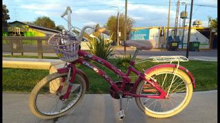 Bicicleta Rod.20, Niña, Olmo - Winona