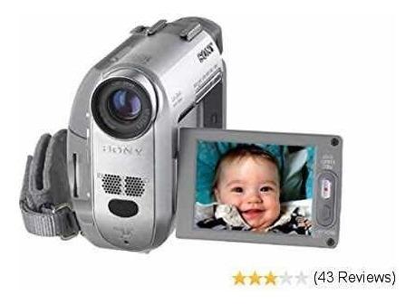 Filmadora Sony Handycam Dcr-hc30