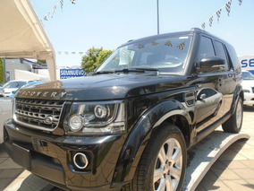 Land Rover Discovery 4.6l Hse 5pas 2015 Seminuevos