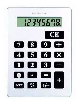 Calculadora Gigante Benko 8 Digitos Bk-5142