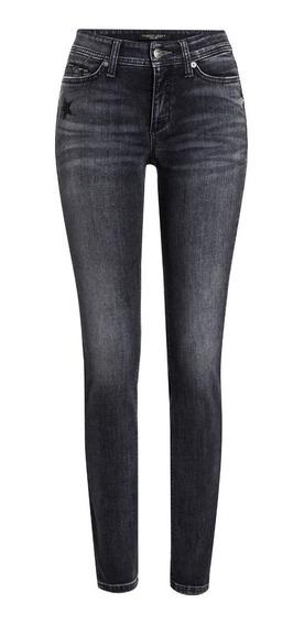 Calça Feminina Calça Jeans Feminina + Camisa Social Feminina
