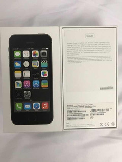 iPhone 5s Anatel 16 Gigas