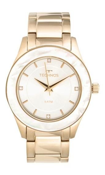Relógio Technos Feminino St.moritz 2036mgk/4b