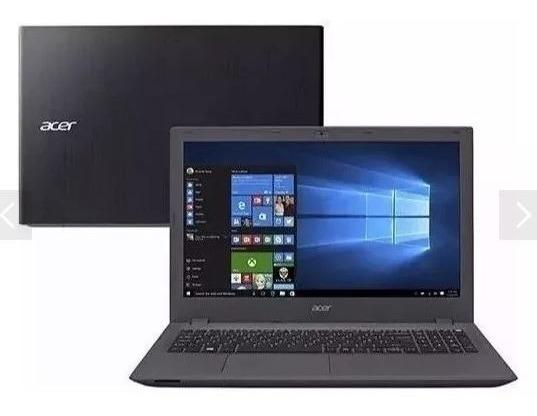 Notebook Acer Aspire E15 E5-574-78lr Core I7 8gb 1tb