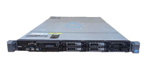 Servidor Dell R610 Dual Xeon X5670 Six Core 32gb Ram Ecc