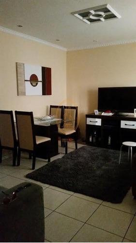 Imagem 1 de 8 de Casa  Com 2 Dormitório(s) Localizado(a) No Bairro Vila São Jorge Em Santos / Santos  - 5518