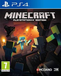 Minecraft Ps4 Digital + Original + Garantía