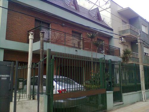 Excelente Casa  13 Ambientes  Gran Fondo Libre Con Barbacoa