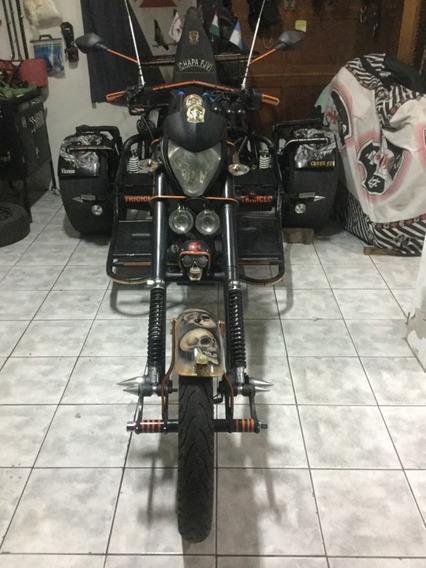Triciclo Motor Vw A Ar 1300 , Documentado
