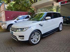 Land Rover Range Sport Hse 3.0 2015 Branco Diesel