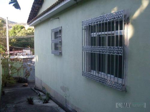 Imagem 1 de 22 de Casa Com 2 Dormitórios À Venda, 80 M² Por R$ 330.000,00 - Jardim Sulacap - Rio De Janeiro/rj - Ca0278