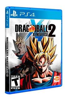 .. Dragon Ball: Xenoverse 2 .. Para Ps4 En Start Games