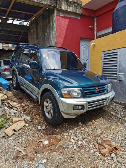 Mitsubishi Montero Did