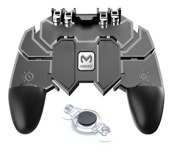 Jogo Controlador Joystick Fire Trigger Gamepad Telefones