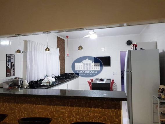 Casa Com 3 Dormitórios À Venda, 211 M² Por R$ 400.000 - Amizade - Araçatuba/sp - Ca1351