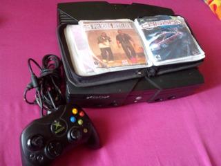 Microsoft Xbox Classic Con Juegos. Excelente Oportunidad!