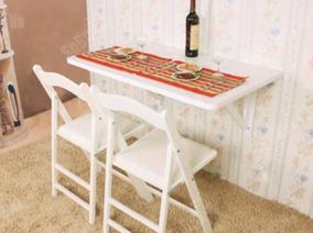 Mesa Plegable Cocina Pared - Muebles de Cocina en Mercado Libre ...