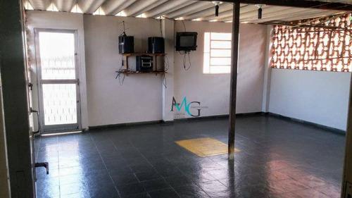 Imagem 1 de 16 de Vendo Casa Em Campo Grande - Ca0721