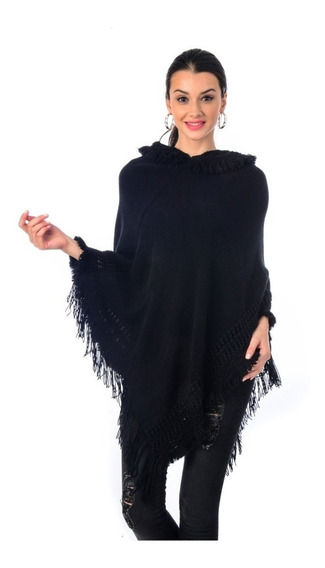 Capa Y Poncho Capricho Collection Cmgz-035