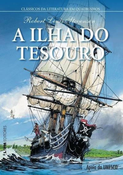 A Ilha Do Tesouro - Hq