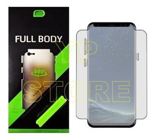 Película Galaxy S8 5,8 Gel (360) Full Body Frente / Verso