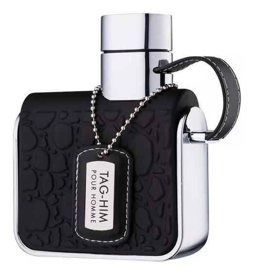 Perfume Armaf Tag-him Eau De Toilette 100ml + Brinde