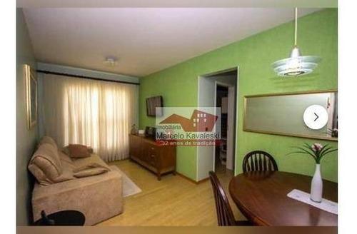 Imagem 1 de 9 de Apartamento Com 2 Dormitórios À Venda, 50 M² Por R$ 460.000,00 - Chácara Inglesa - São Paulo/sp - Ap9820