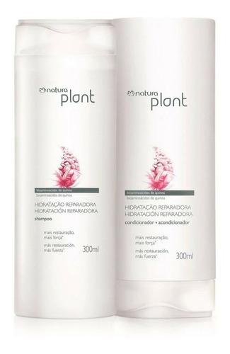 Imagen 1 de 1 de Kit Shampoo Y Acondicionador Hidratación - mL a $65