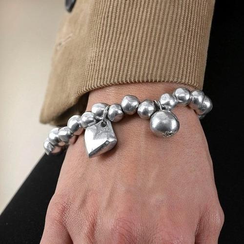 Pulseira Feminina Em Alumínio Sustentável