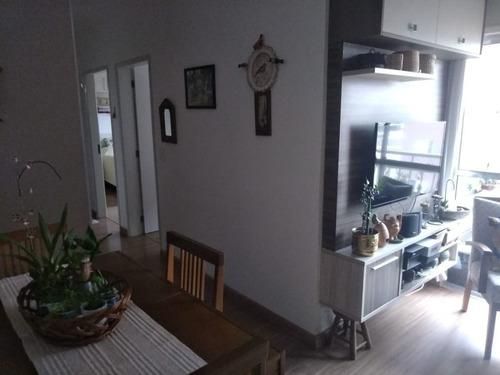 Apartamento Em Vila Figueira, Suzano/sp De 64m² 2 Quartos À Venda Por R$ 260.000,00 - Ap989959