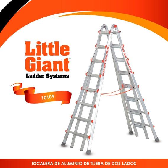 Escalera Telescópica Skyscraper 15 Little Giant 10109 +envio