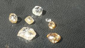 Diamantes Naturais