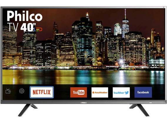 Smart Tv Led 40 Philco