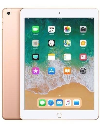 iPad 6th Generacion 9.7 Wi-fi + Cellular Gsm De 32 Gb