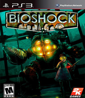 Bioshock Ps3 Digital Gcp