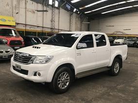 Toyota Hilux 3.0 Cd Srv I 171cv 4x2 Nueva Tomo Auto