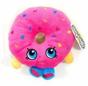 01 Pelúcia Shopkins Rosquinha - Donut