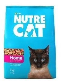 Nutre Cat Home 8 Kilos + Envió Gratis - kg a $8750