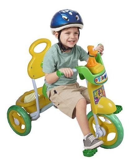 Triciclo Infantil Reforzado - Pluto