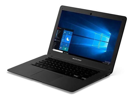 Notebook Legacy Pc208 14.1 4gb Dual Core 32gb Hd Multilaser