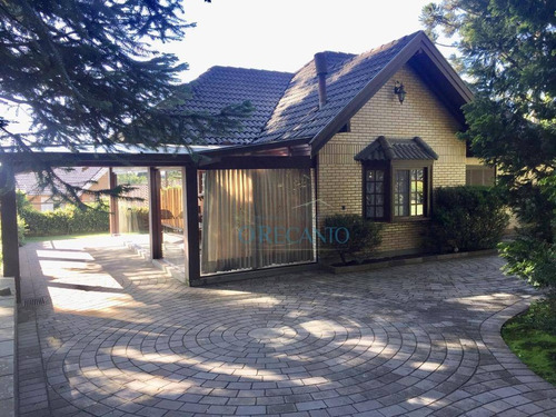 Casa Com 4 Dormitórios À Venda, 200 M² Por R$ 2.130.000,00 - Laje De Pedra - Canela/rs - Ca0113