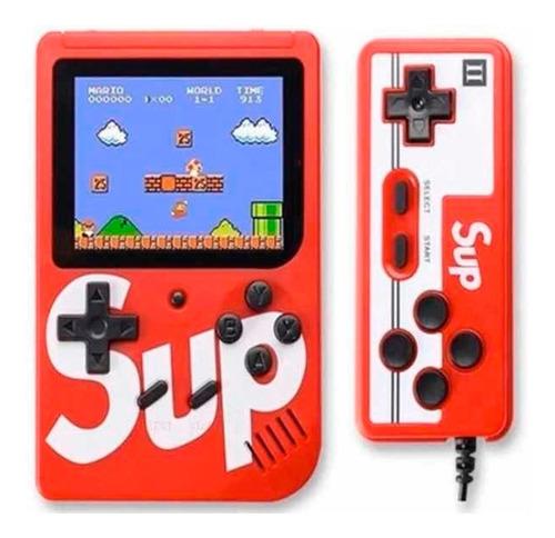 Mini Consola Retro Con Control 2 Jugadore Game Boy 400juegos