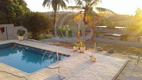Chácara À Venda Em Jardim Monte Belo - Ch034190