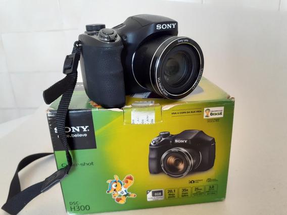 Câmera Sony Dsc-h300 Cyber-shot