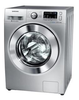 Lava E Seca Samsung 11kg Prata Wd4000-